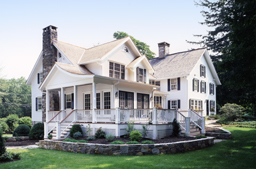 Historic Renovation of 1780's home by Clark Construction's designers and remodelers